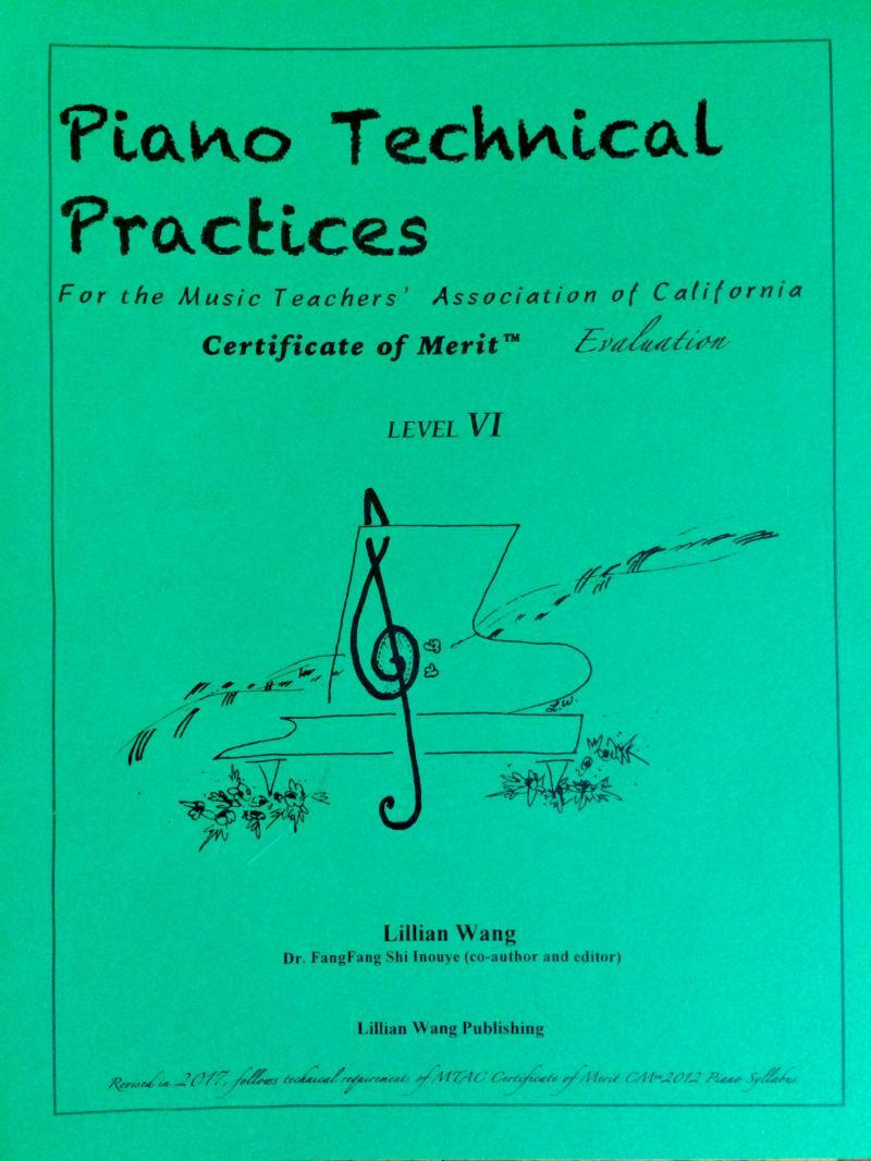 Fang fangs piano studio piano technical practices everthing piano technical practices level 2 by lillian wang dr fangfang shi inouye xflitez Images